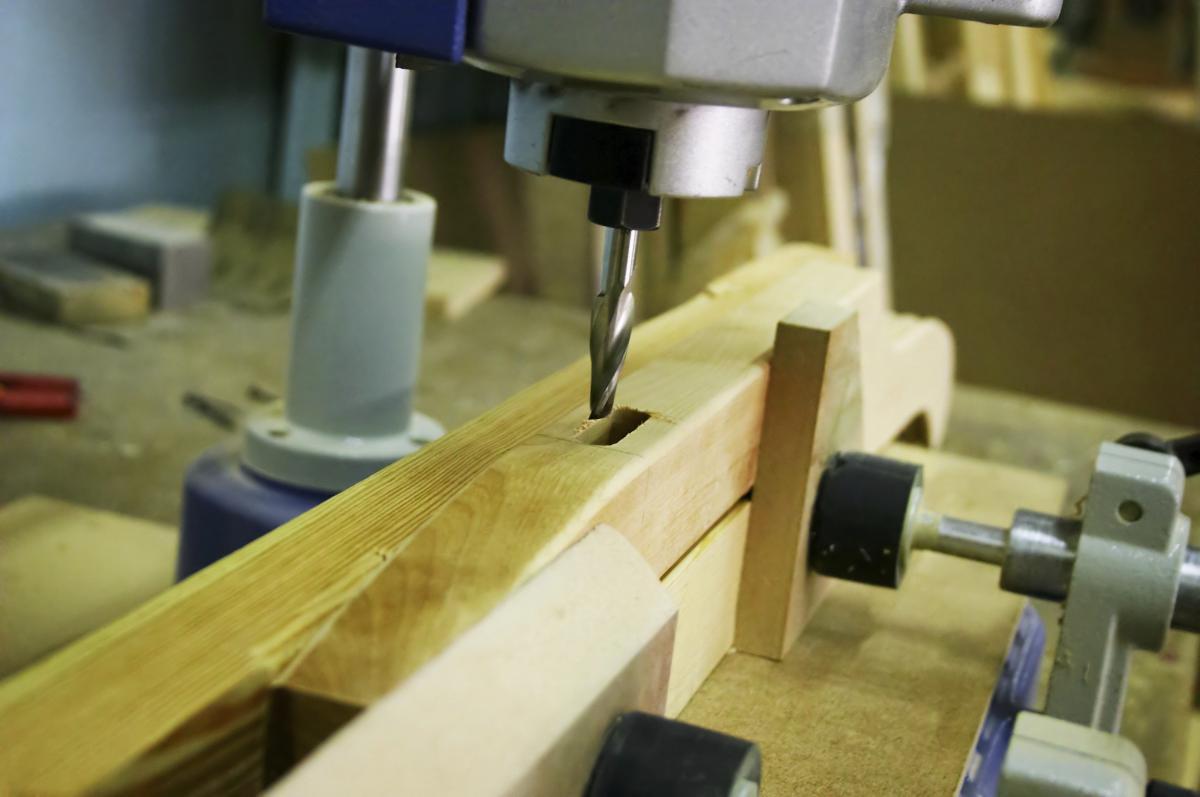 Новые технологии в мебельной промышленности.
